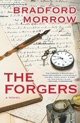 REVIEW:Ominous signs: Bradford Morrow's The Forgers