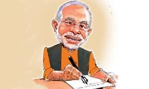 Satire: Diary of Narendra Modi