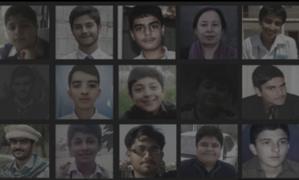 سانحہ پشاور: 144 دردناک داستانوں کی کہانی