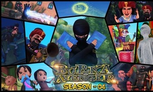 Burka Avenger's fourth season kicks off today