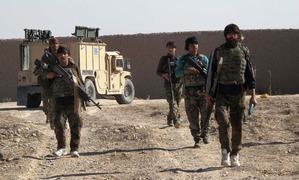 افغان صوبے ہلمند میں لڑائی، برطانوی فوجی پہنچ گئے