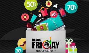 Daraz Black Friday: Credit and debit card sales rose 28%