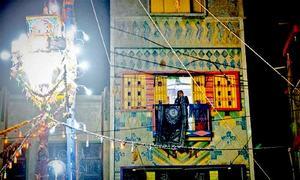 Footprints: Bazaar-i-Husn ─ Dark love