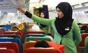 Can an Islamic airline save us from disaster in the air?