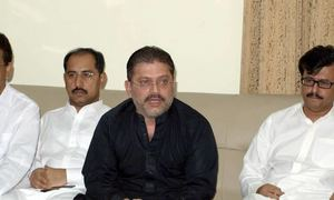 Committee exonerates Sharjeel from involvement in kidnapping case