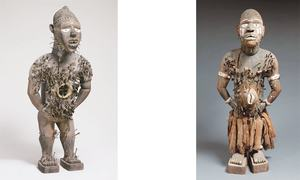 New York museum looks at African art with new eyes