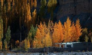 بجلی میں خود کفیل ہنزہ کا گاؤں