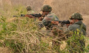 Kashmiri Mujahideen's squad carried out airbase attack: UJC
