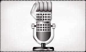 Superheroes of the spoken word