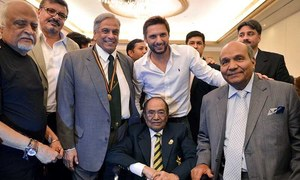 Cricket greats laud Sallu's services for the game