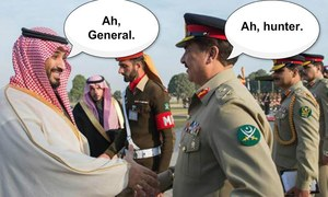 Saudi crown prince's visit to Pakistan: A fly-on-the-wall review