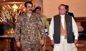 PM, army chief to visit Saudi Arabia, Iran to ease tension