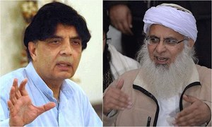 Nisar under fire for 'misleading' House on Abdul Aziz