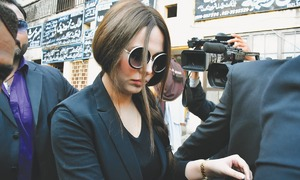 Ayyan Ali's trial: The 'model' coverage