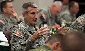 US general seeks Pakistan's help to defeat Afghan terrorists