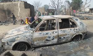 نائجیریا: بوکو حرام کے حملے میں 65 ہلاک
