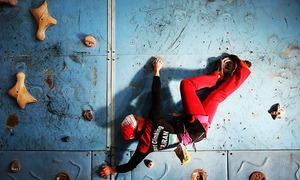 Limitless: Women's rock climbing gains foothold in Iran