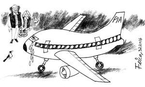 Cartoon: 3 February, 2016