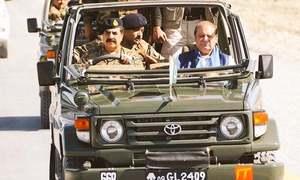 Nawaz inaugurates Gwadar-Hoshab (M-8) portion of CPEC