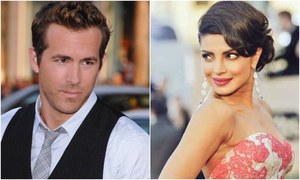 Could Ryan Reynolds be Priyanka Chopra's next co-star?