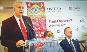 7th Karachi Literature Festival begins today