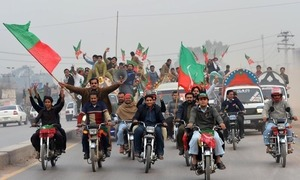 Parliament Watch: PTI finds new issues, partners for fresh agitation