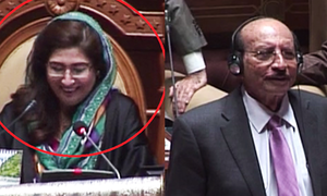 قائم علی شاہ کے شعر پر سندھ اسمبلی میں قہقے