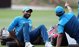 India gamble on paceman Shami for World T20