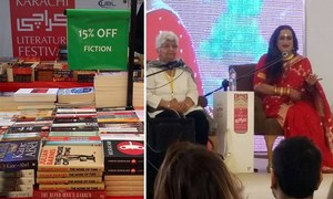 Day 1 at Karachi Literature Festival 2016