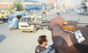 Policing Karachi