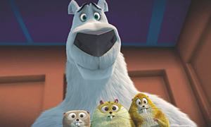 Story Times: Norm of the North