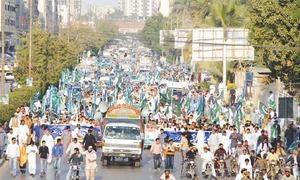 Kashmir Day observed across Sindh
