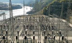 KP power project closed for 7 months over technical faults