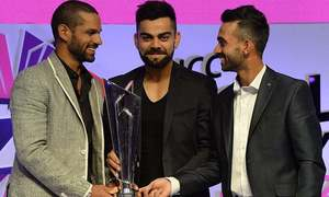 New Delhi status as World T20 host under threat