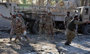 کوئٹہ میں خود کش دھماکا، 10 افراد ہلاک