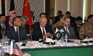 'کابل، طالبان مذاکرات فروری کے آخر تک متوقع'