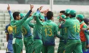 پاکستان انڈر19 ٹیم میں تبدیلی کی منظوری