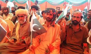 A missing Baloch voice