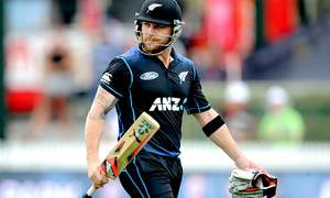 McCullum signs off from ODIs with series victory over Australia