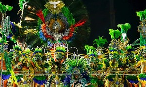 Dazzling Rio carnival climax gives Brazilians reason to smile
