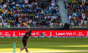 Umar Akmal sizzles as Lahore pile up 194