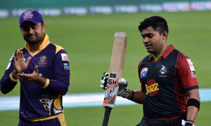 Umar Akmal sizzles as Qalandars beat Gladiators by 63 runs
