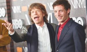 Jagger and Scorsese strum up rock 'n' roll's Game of Thrones