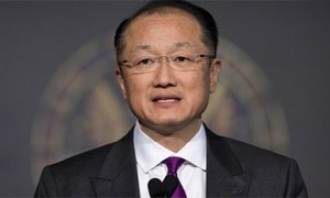 World Bank president due today
