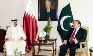 LNG sale-purchase agreement on cards as PM Nawaz visits Qatar tomorrow