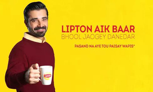 Lipton – Just doing its job