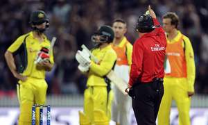 Australia say no Test backlash to 'mob rule' wicket