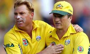 Steve Waugh the most selfish cricketer I played with, says Shane Warne