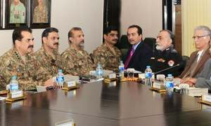Entering the most difficult phase of operation, says COAS