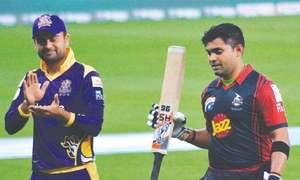 Blazing Umar Akmal helps Lahore open PSL account